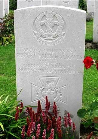 Rupert Price Hallowes VC
