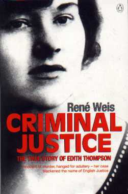 Criminal Justice by Rene Weis