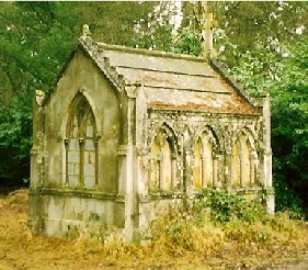 Keith mausoleum, Brookwood Cemetery