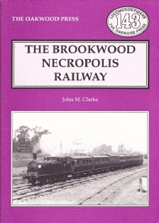 Brookwood Necropolis Railway published 1995