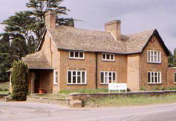 """The Lodge"", Brookwood Cemetery"
