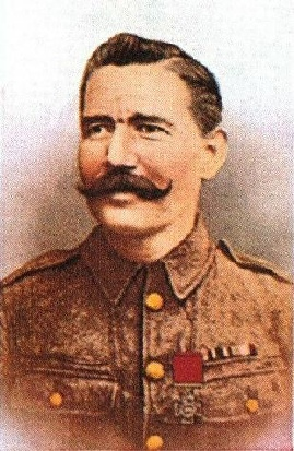 Drummer William Kenny VC