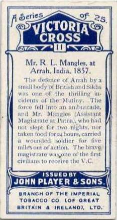 Ross Lowis Mangles VC