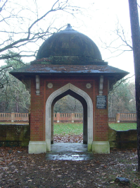 Horsell Muslim Cemetery